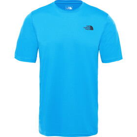 The North Face Flex II SS Shirt Men bomber blue